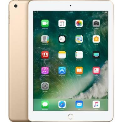 Apple iPad 9.7 (2017) 128GB LTE arany, 1 év Gyártói garancia