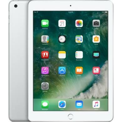 Apple iPad 9.7 (2017) 128GB Wifi ezüst, 1 év Gyártói garancia