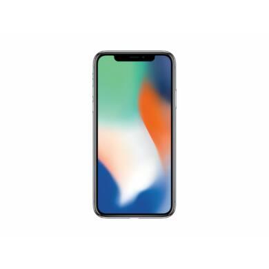 Apple iPhone X 64GB ezüst, Kártyafüggetlen, 1 év Gyártói garancia