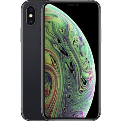 Apple iPhone XS 64GB asztroszürke, Kártyafüggetlen, 1 év Gyártói garancia