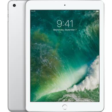 Apple iPad 9.7 (2017) 32GB Wifi ezüst, 1 év Gyártói garancia