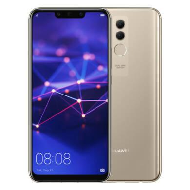 Huawei Mate 20 Lite 64GB Dual SIM, arany, Kártyafüggetlen,2 év Gyártói garancia