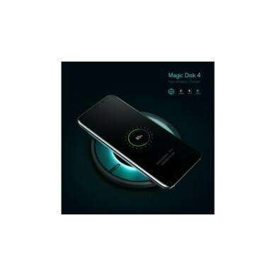 Nillkin Magic Disk 4 wireless vezeték nélküli töltő állomás, fekete