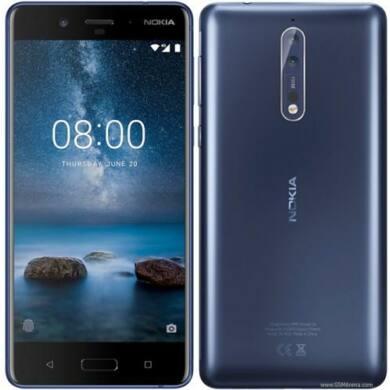 Nokia 8 64GB Blue