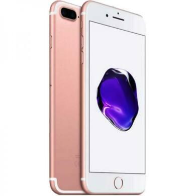 Apple iPhone 7 Plus 32GB roséarany, Kártyafüggetlen, 1 év Gyártói garancia