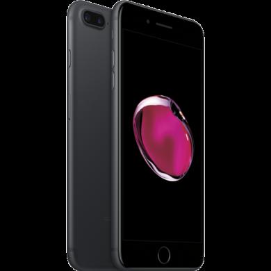 Apple iPhone 7 Plus 128GB fekete, Kártyafüggetlen, 1 év Gyártói garancia