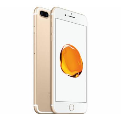Apple iPhone 7 Plus 256GB arany, Kártyafüggetlen, 1 év Gyártói garancia