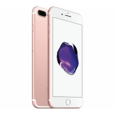 Apple iPhone 7 Plus 128GB rozéarany, Kártyafüggetlen, 1 év Gyártói garancia