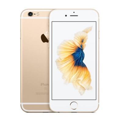 Apple iPhone 6S 32GB arany, Kártyafüggetlen, 1 év Gyártói garancia