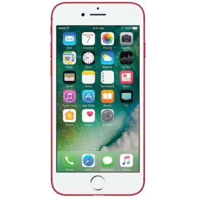 Apple iPhone 7 256GB (PRODUCT) RED, Kártyafüggetlen, 1 év Gyártói garancia