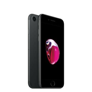 Apple iPhone 7 32GB fekete, Kártyafüggetlen, 1 év Gyártói garancia