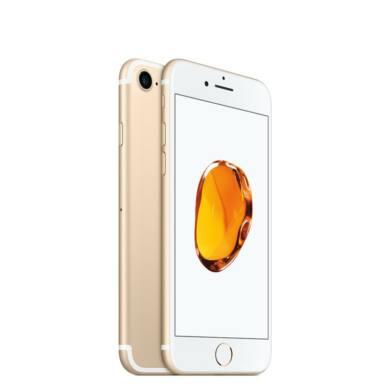 Apple iPhone 7 128GB arany, Kártyafüggetlen, 1 év Gyártói garancia