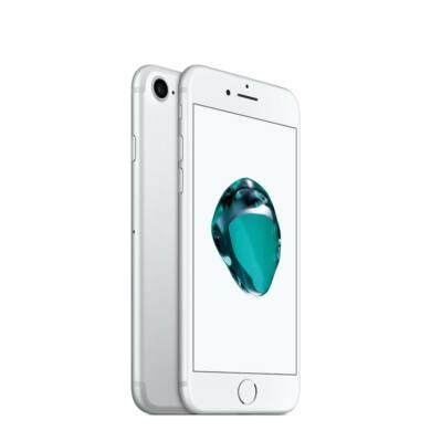 Apple iPhone 7 32GB ezüst, Kártyafüggetlen, 1 év Gyártói garancia