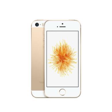 Apple iPhone SE 128GB arany, Kártyafüggetlen, 1 év Gyártói garancia
