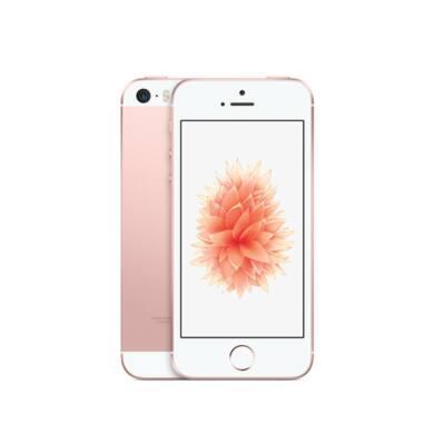 Apple iPhone SE 128GB roséarany, Kártyafüggetlen, 1 év Gyártói garancia
