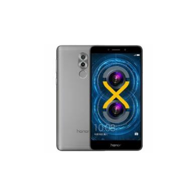 Honor 6X 32GB Dual SIM, szürke, Kártyafüggetlen, Gyártói garancia