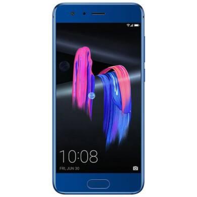Honor 9 64GB Dual SIM, kék, Kártyafüggetlen, Gyártói garancia