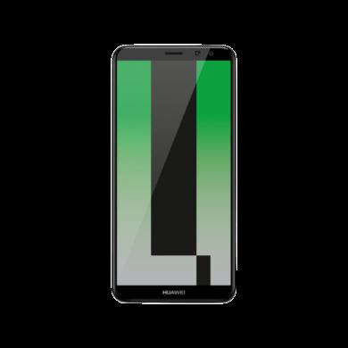 Huawei Mate 10 Lite 64GB, fekete, Kártyafüggetlen,2 év  Gyártói garancia