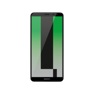 Huawei Mate 10 Lite 64GB Dual SIM, fekete, Kártyafüggetlen,2 év  Gyártói garancia