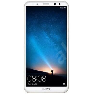Huawei Mate 10 Lite 64GB, arany, Kártyafüggetlen,2 év  Gyártói garancia