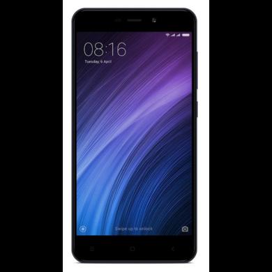 Xiaomi Redmi 4A 2GB 16GB Dual SIM (B20), fekete, Kártyafüggetlen, 1 év teljes körű garancia