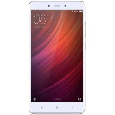 Xiaomi Redmi Note 4 4GB 64GB Dual SIM (B20), arany, Kártyafüggetlen, 1 év teljes körű garancia