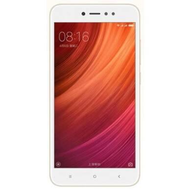 Xiaomi Redmi Note 5A Prime 3GB 32GB Dual SIM (B20), arany, Kártyafüggetlen, 1 év teljes körű garancia