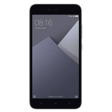 Xiaomi Redmi Note 5A Prime 3GB 32GB Dual SIM (B20), szürke, Kártyafüggetlen, 1 év teljes körű garancia