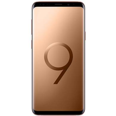 Samsung G960F Galaxy S9 64GB DUAL SIM, arany, Kártyafüggetlen, 1 év Gyártói garancia
