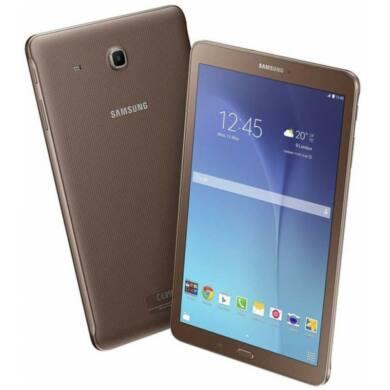 Samsung T560 Galaxy Tab E (2016) Wifi 9.6 8GB barna, 1 év Gyártói garancia