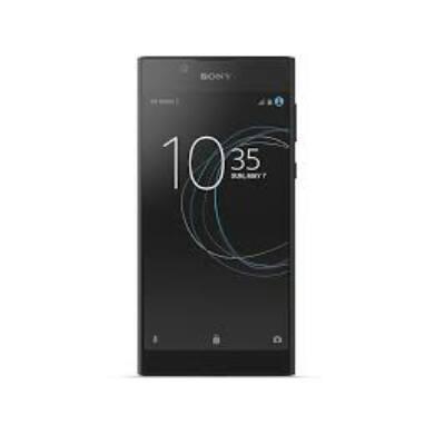 Sony Xperia L1 G3312 DUAL SIM, fekete, kártyafüggetlen, 1 év gyártói garancia