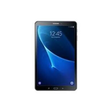 Samsung T580 Galaxy Tab A (2018) Wifi 10.1 32GB fekete, 1 év Gyártói garancia