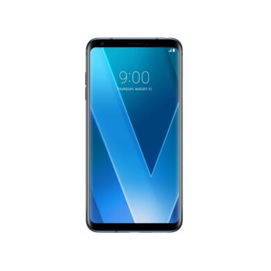 LG V30 H930 64GB, kék Kártyafüggetlen, 1 év Gyártói garancia