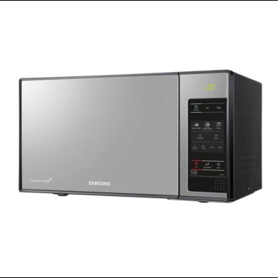 Samsung ME83X mikrohullámú sütő 23L ezüst-fekete