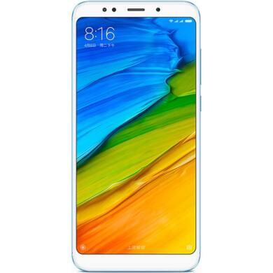 Xiaomi Redmi 5 Plus 3GB 32GB Dual SIM (B20), kék, Kártyafüggetlen, 1 év teljes körű garancia