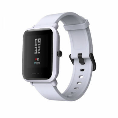 Xiaomi Amazfit Bip fitnesz óra, fehér