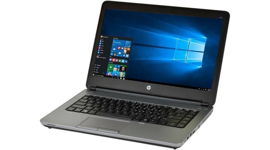 HP Probook 640 G1 Core i5, 4Gb ram, 320Gb HDD , 1 év garancia - Használt