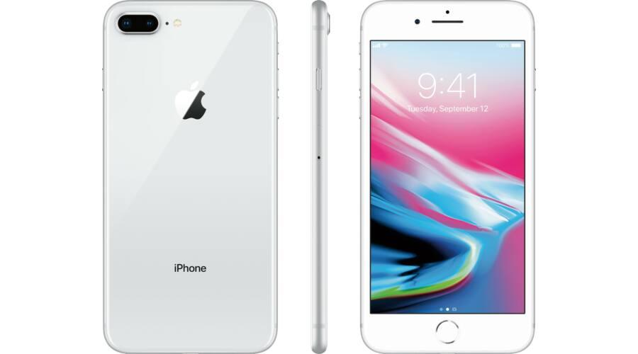Apple iPhone 8 64GB ezüst, Kártyafüggetlen, 1 év Gyártói garancia