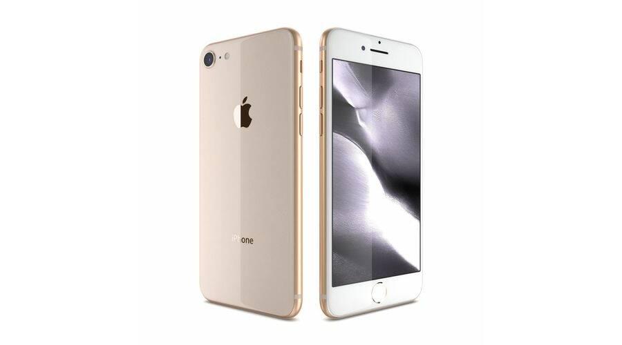 Apple iPhone 8 64GB arany 31453f392f